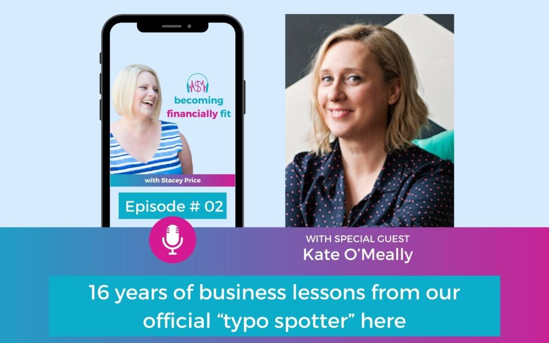 "Ep 02 – 16 years of business lessons from our official ""typo spotter"""
